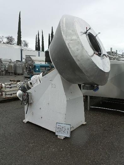 72'' Rotary Cone Powder Mixer