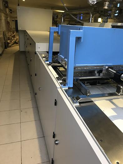 CHOCOLATE ONE-SHOT MOULDING LINE