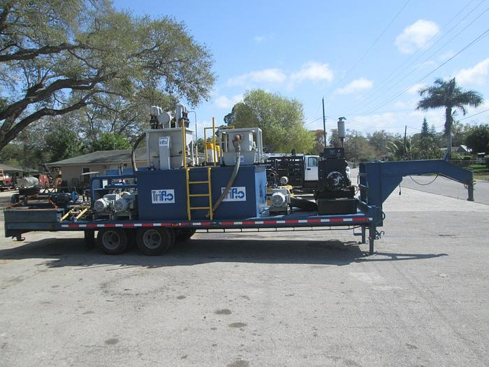 Used 2016 Tri-Flo Portable Mud Reclaimer