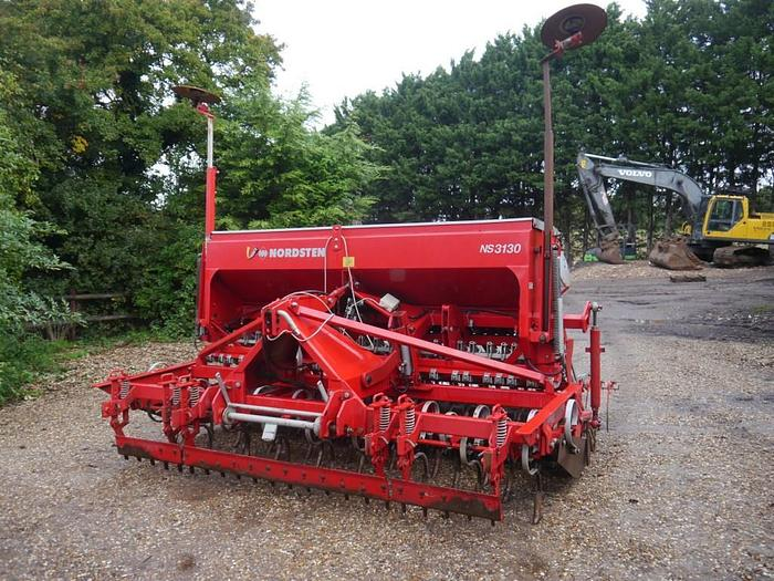 Used Nordsten NS3130 Combination Seed Drill