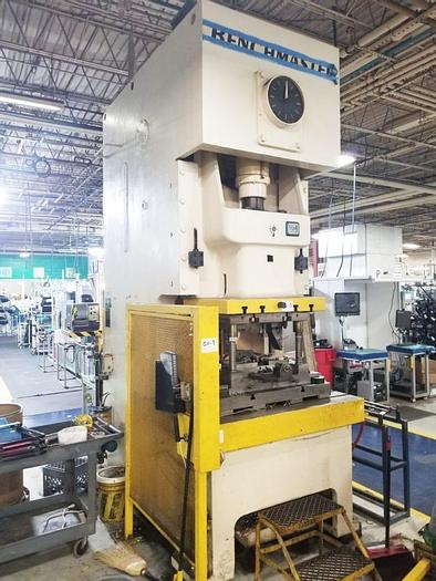 Used Benchmaster SGR  Press #5839