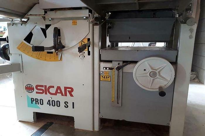 Used SICAR PRO 400 S I