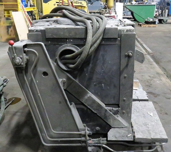INDUCTOTHERM 500 LB FURNACE BOX