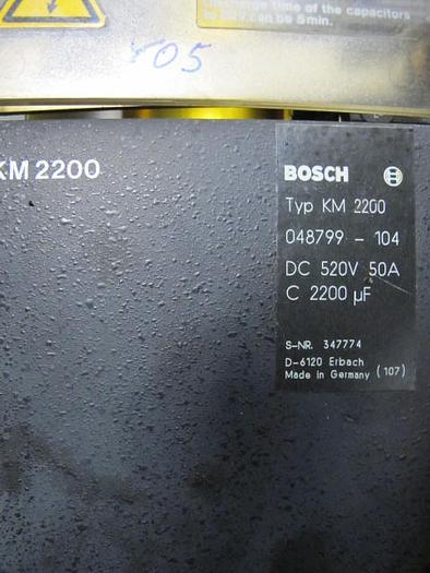Servomodul Bosch TYP KM 2200