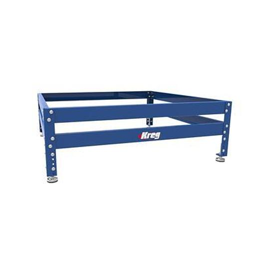 "44"" x 44"" Universal Bench with Low-Height Legs"