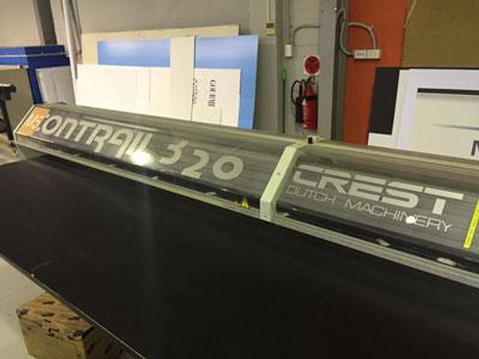 Used 2008 Crest Contrail 320