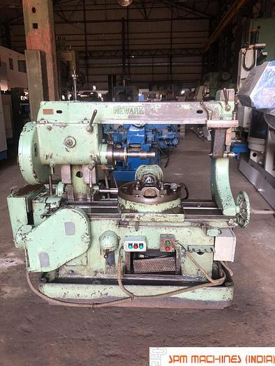 Used Newark Horizontal Hobbing Machine