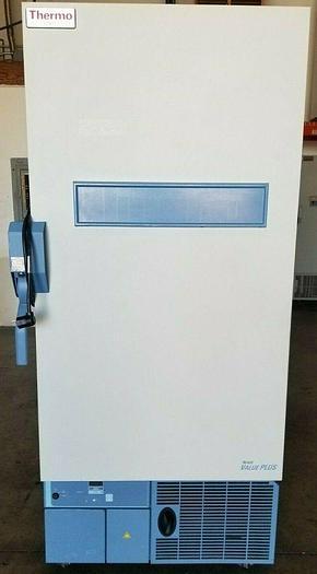 Used Thermo Scientific ULT1786-4-D43 -86º 17cf 208/230V Ultra Low Freezer