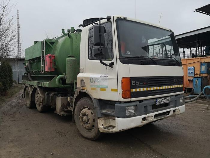 Used 2000 DAF 65.230