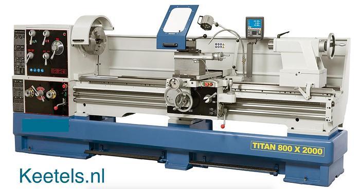Bernardo Titan 800x3000 (Nieuw)