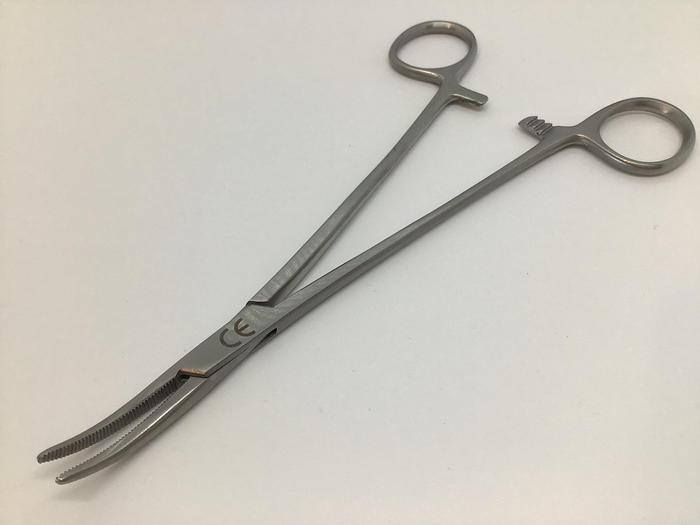 Forceps Artery Halsted Mosquito Curved 180mm
