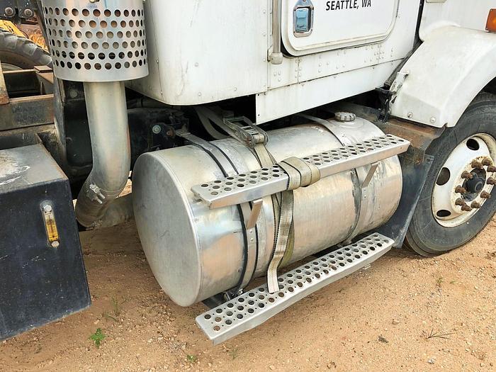 2001 Kenworth Rocktub 15-42 Dump Truck