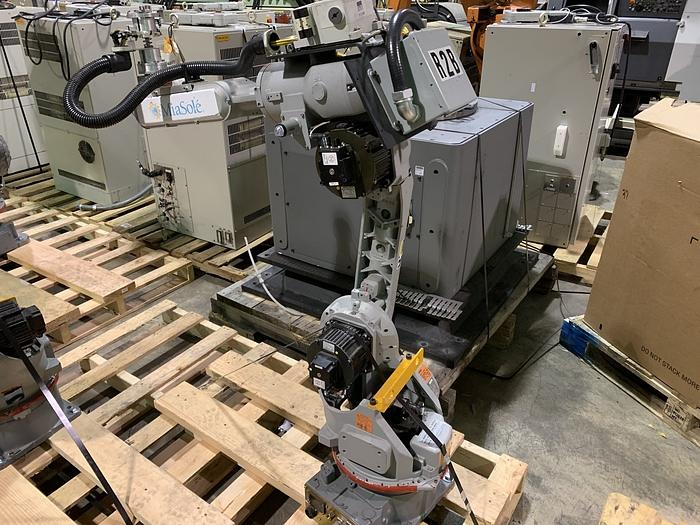 2008 MOTOMAN SSF2000 6 AXIS CNC ROBOT WITH NX100 CONTROL 6 AVAIL