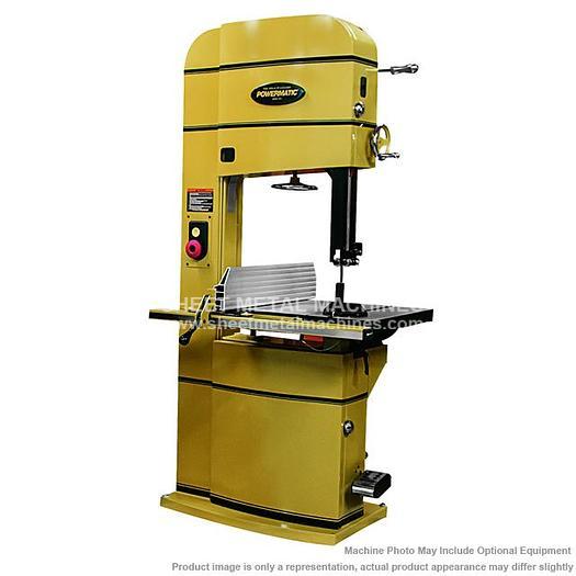 POWERMATIC PM2013B-3 Bandsaw 5HP 3PH 230/460V 1791258B