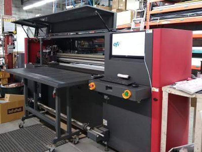 Used 2014 Parts Machines EFI-H1625