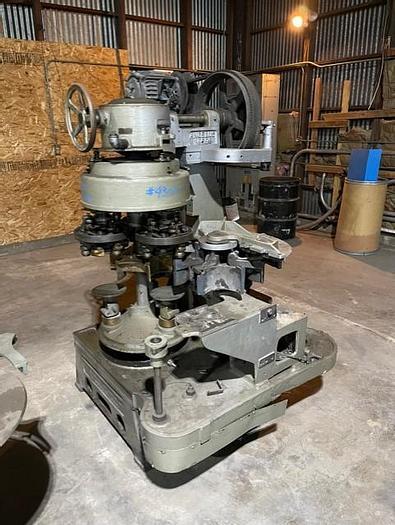 Used Angelus 59P Closing Machine (Parts Machine)