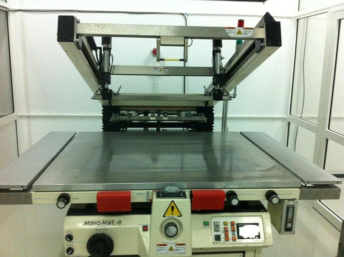 Used MINOMAT-e  Screen Printing