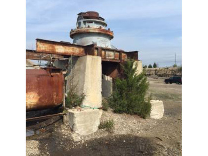 ALLIS CHALMERS 45H Cone Crusher