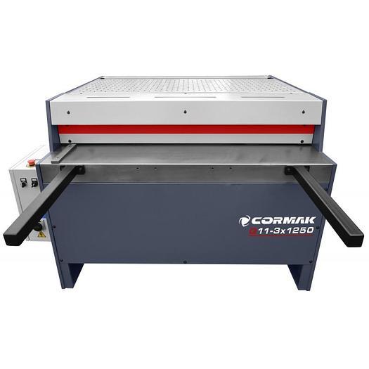 Cormak Q11-3 x 1250 Mechanical Shears