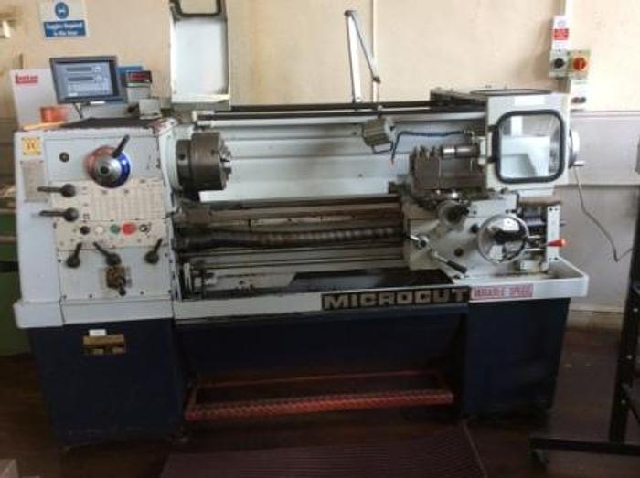 Used Microcut CR-1550VS x 1000 Centre Lathe