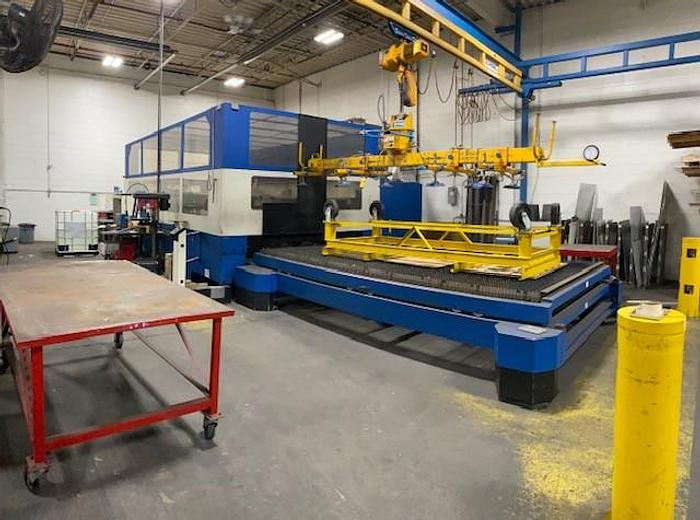 Used 1999 3800 Watt Trumpf L-4030 CNC Laser