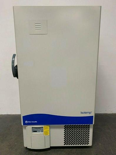 Used Fisher Scientific Isotemp 8963 -86°C Ultra Low Laboratory Freezer 28 Cu Ft 220V