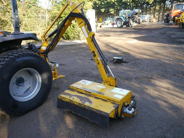Used McConnel PA32 Hedge Cutter
