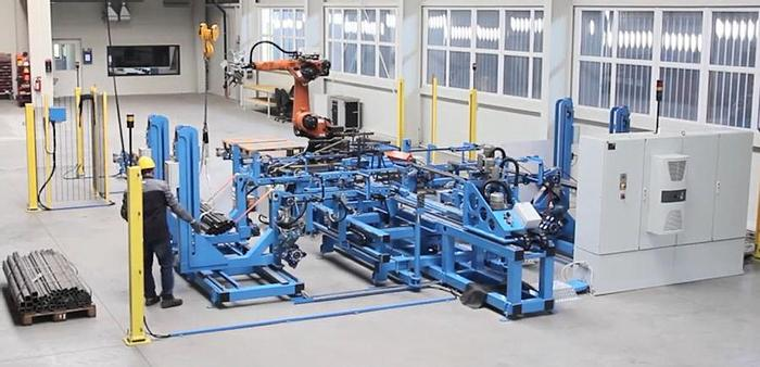 PBT – Fully Automatic Production Cell