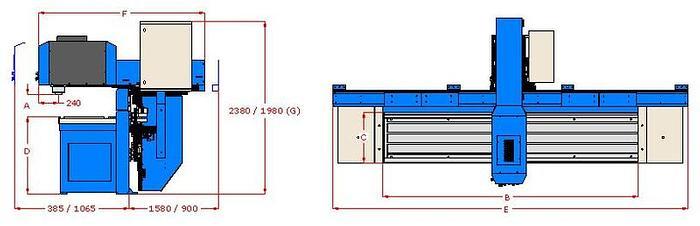 Bohranlage Rapid Drill TRD Series