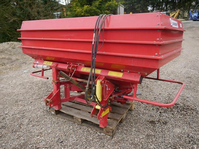 Used Lely Centerliner Fertiliser Spreader