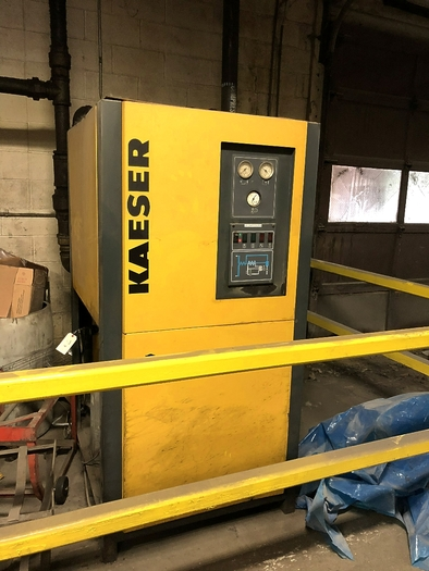 KAESER  KDR1000 AIR DRYER.