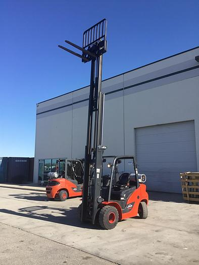 Used 2019 LINDE HT25T