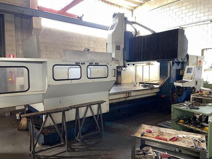 Installata Centro di Lavoro a Portale EUMACH SUMO FDM 3000