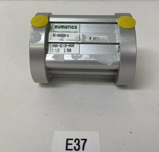 New No Box Numatics Rotary Actuator XABK-0213B-AAA