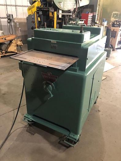 "20"" x .109"" COOPER WEYMOUTH, MOTORIZED PARTS STRAIGHTENER"