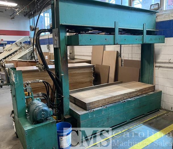 Used Dependable Multisection 203 Cold Press