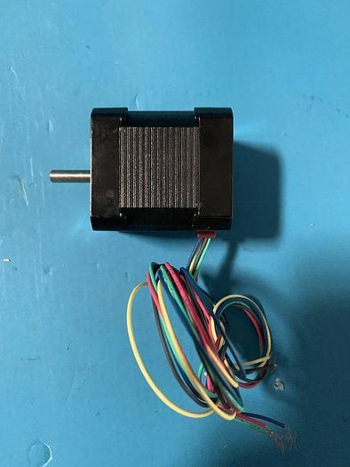 Used oriental motor vexta stepping motor  upx245-a