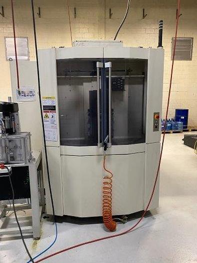 2018 MAKINO A40 CNC HORIZONTAL MACHINING CENTER