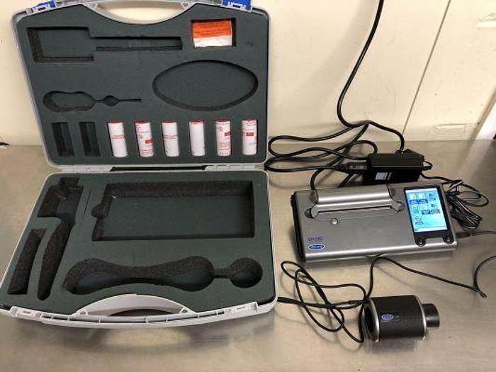 Used Spirometer Viasys Microlab in case