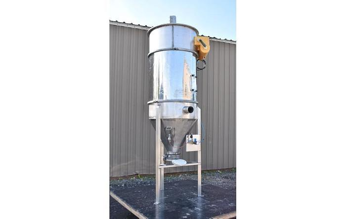 USED WAM FC3A 200 STAINLESS STEEL DUST COLLECTOR