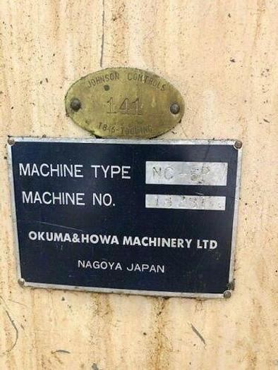 1990 OKUMA & HOWA NCP-5P