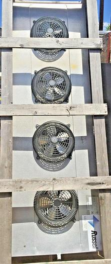 Used Russell 4-Fan Coil