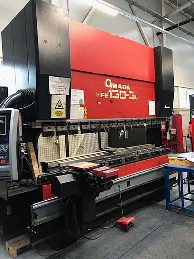 Used Amada HFE 1303 L - Hydraulic press - 2004