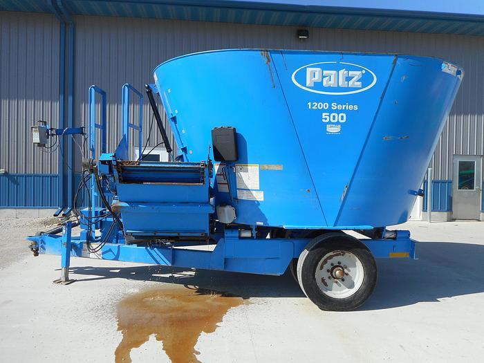 Used 2013 PATZ 500