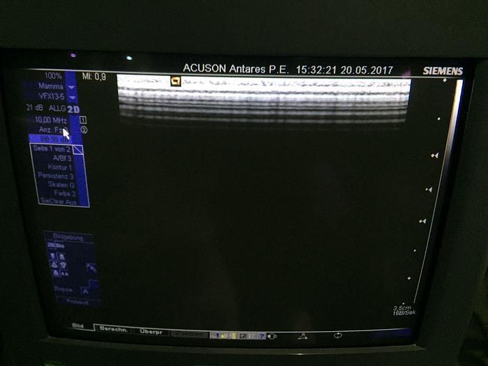 Gebraucht Siemens VFX 13-5 Multi-D Ultraschall Sonden