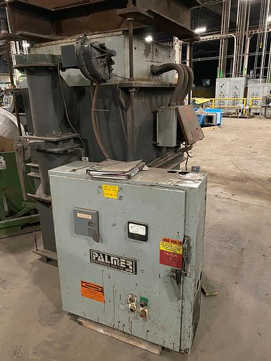 Used 2012 PALMER H-1500 ELECTRIC SAND HEATER