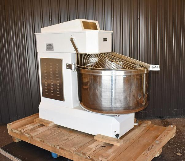 Used USED DOYON PLANETARY BLENDER, MODEL AEF-150, 150 KGS