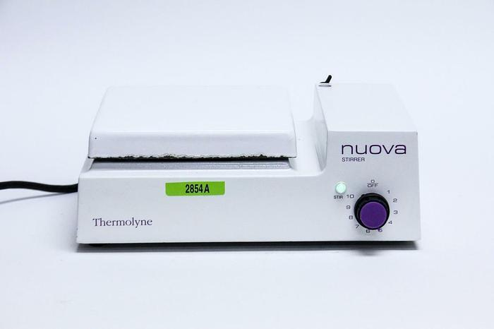 Used Thermolyne Nuova S18525 Magnetic Stirrer (2854A)