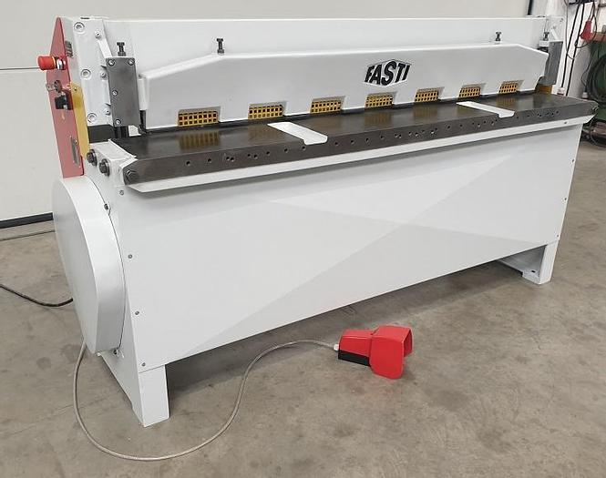 Gebraucht Motorische Tafelschere Fasti 506-16-2
