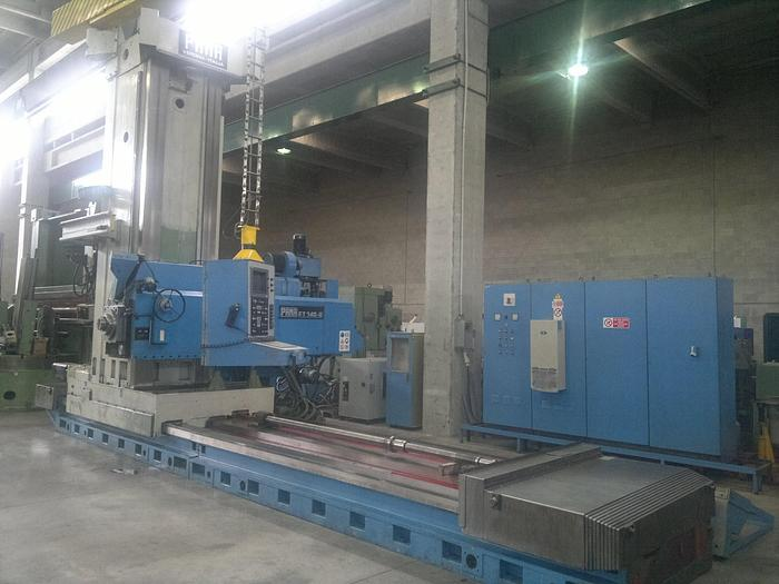 ALESATRICE A MONTANTE MOBILE PAMA FT 140-0 CNC